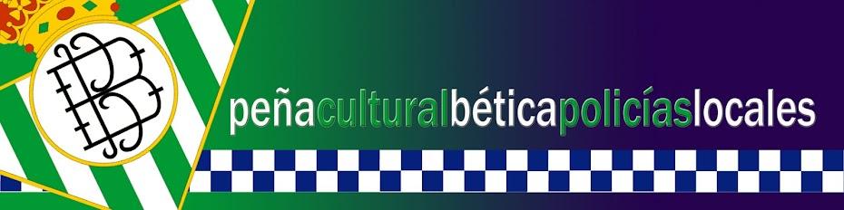 peña cultural bética policías locales