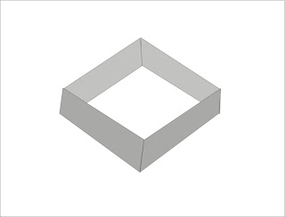 Extreme Cards and Papercrafting: How to Make Pop Up Cards - Diagonal Square Box - Lesson 21