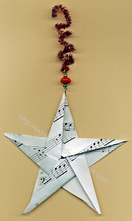 origami star