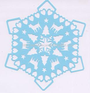 chihuahua snowflake