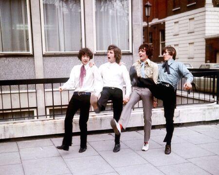 Music Biography Of Pink Floyd