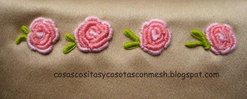 Flores rococo - Imagui