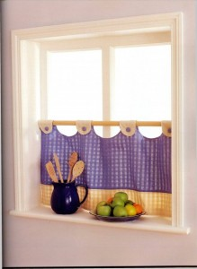 Manualidades cortinas f ciles de hacer cositasconmesh - Cortinas hechas en casa ...