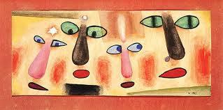 'Los cuatro'(1922) de don Xul Solar