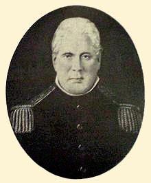 Coronel don Cornelio Zelaya,fotografía extraída del libro 'Historia Argentina'de Diego Abad de Santillán