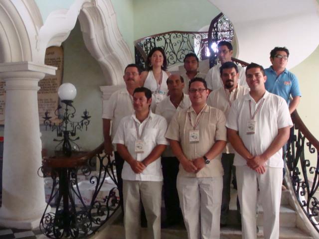 Union Nacionalsordos de Mexico mesa Directiva