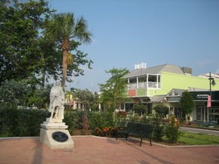 St. Armands Circle, Sarasota, Florida