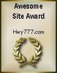 Awsome Site Award