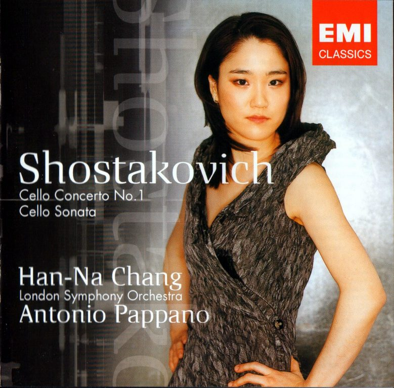 [CD] Cello Concerto No. 1; Cello Sonata / Dmitri Shostakovich