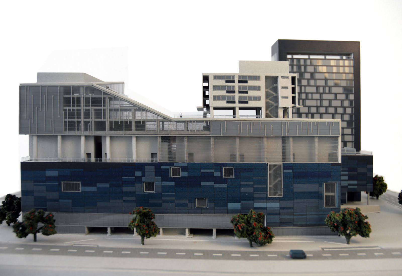 Oda oficina de arquitectura recreo lacastellana - Oficinas de arquitectura ...
