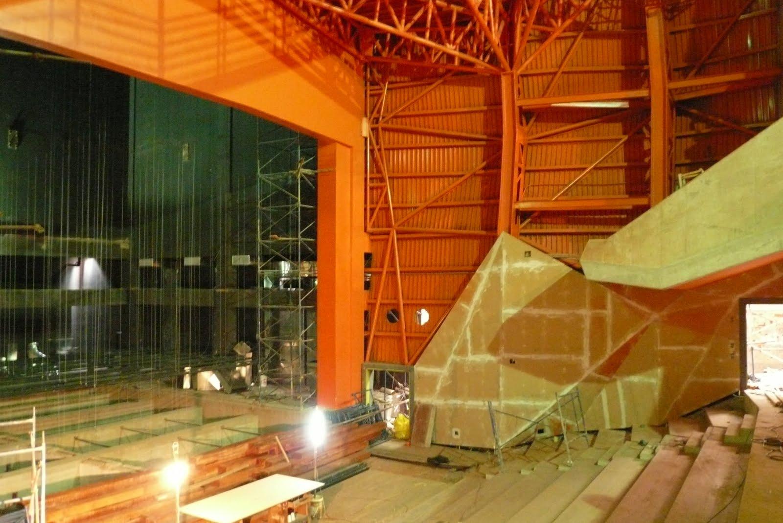 Oda Oficina De Arquitectura Teatro Municipal De Chacao