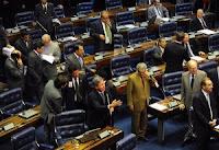 Votação Projeto Ficha Limpa no Senado