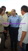 Foto Senador Demóstenes Torres em Cristalina