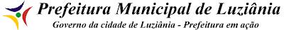 Logotipo da Prefeitura de Luziânia
