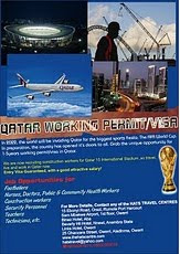 OBTAIN A QATAR WORKING PERMIT/VISA