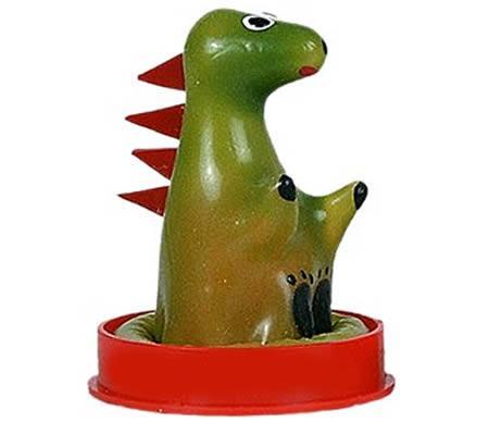 Dinosaur Condom