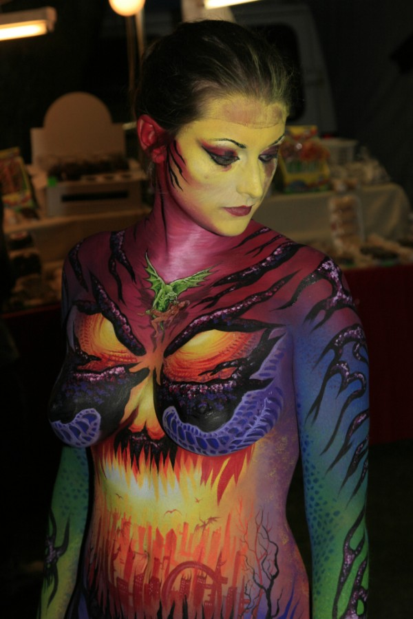 World Bodypainting Festival 2009