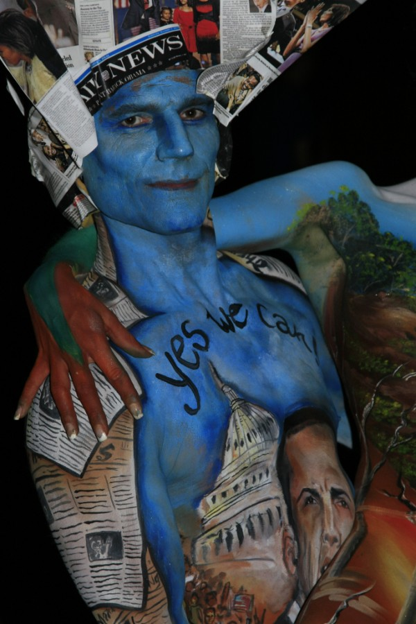 World Bodypainting Festival Photo