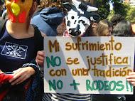 """Adhesión """"septiembre sin crueldad"""" 2008"""