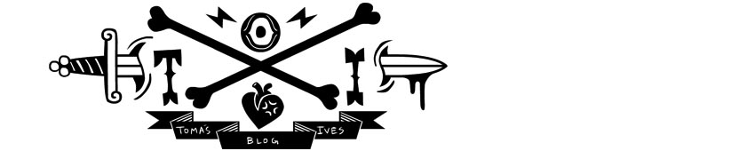 Tomas Ives' blog
