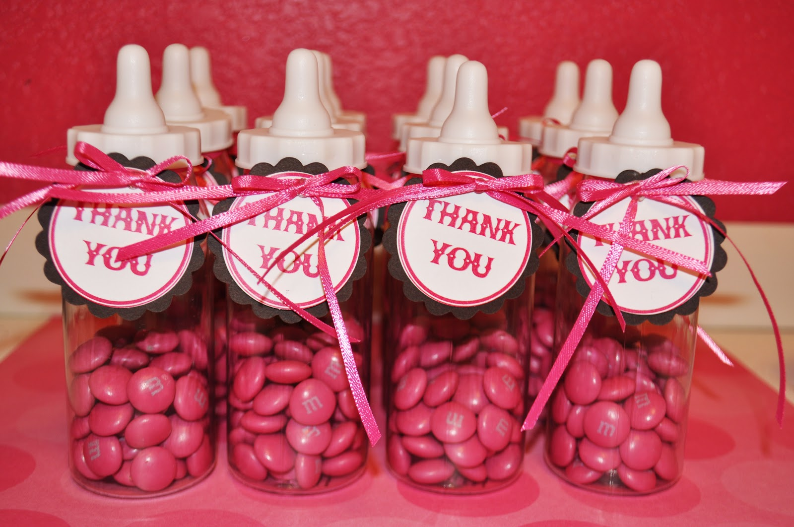 The Autocrat Baby Shower Favors Mini Bottles. Personalized ...