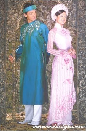 Quest for the Ultimate Ao Dai!!