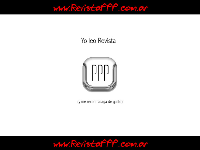 Revista PPP - Recontra Periodismo