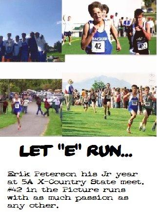 """Let """"E"""" RUN..."""