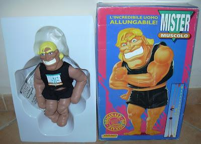 Mr muscolo per l 39 angolo dei giochi della nostra infanzia - Dolce forno gioco ...