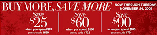 New York and company 2009 Winter Sale Coupon Code