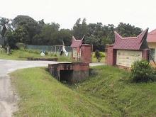 Gerbang Utama Mti..