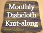 Monthly Dishcloth Knit-Along