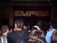 The Empire Strikes Back (?)