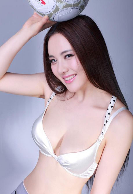 Chinese Football Model Girl meng Qian in Bikini Photo9 ... all over the East End of London announcing it is now a Gay Free Zone.