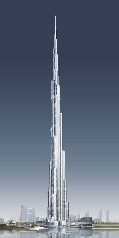 Dubai tallest building