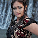 Meghana Raj Wet  Spicy Photo Set