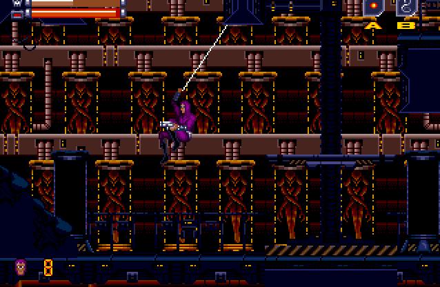 Phantom 2040 (Genesis/Mega Drive)