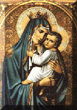Our lady of Mount Carmel pray for us!