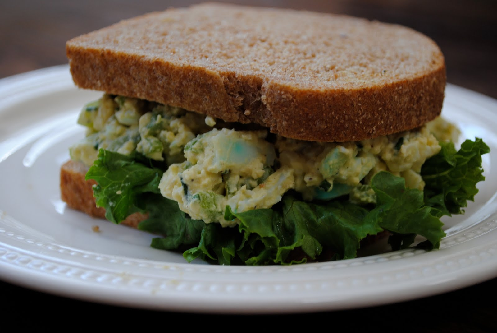 Favorite Egg Salad Sandwich | The Sisters Cafe