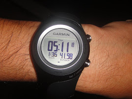 Putrajaya Marathon-'Garmin 405'