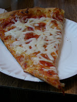 Pizza Slice at La Pizza