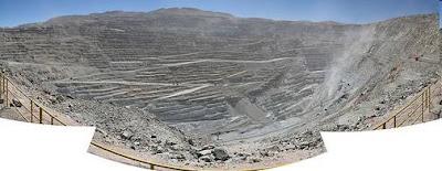 El hoyo mas grande del mundo y otras depresiones gigantes.
