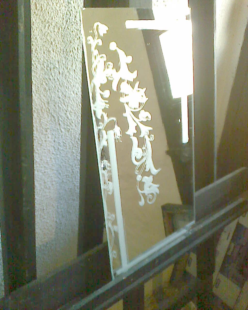 Patricia de vicente espejos tallados a mano for Espejos tallados