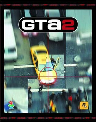 Grand Theft Auto 2 is a video