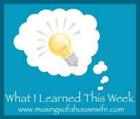 What I Learned  #3- Apr 09