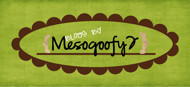 blogs by mesogoofy2