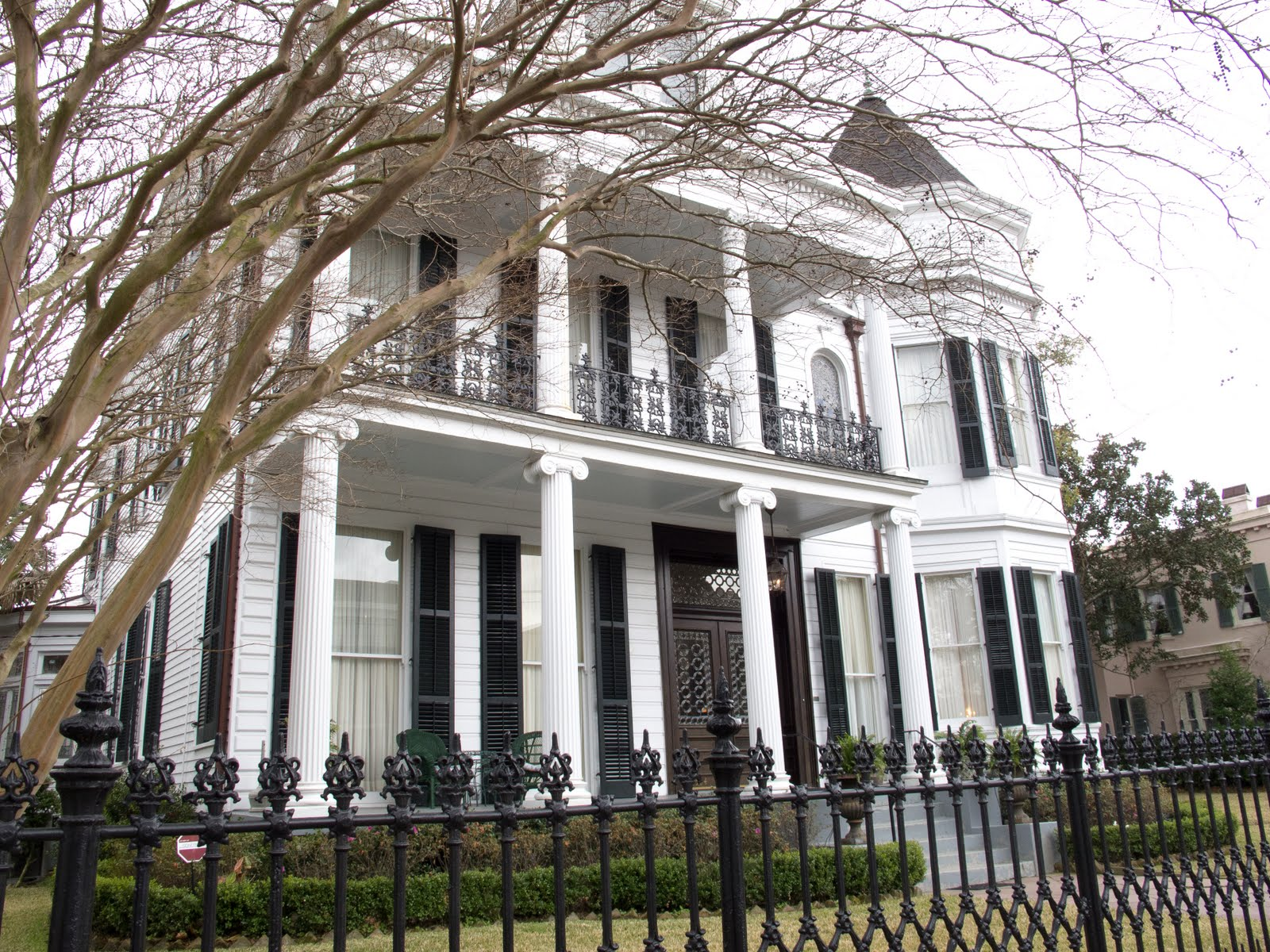 Singing a verse of my song new orleans Old new orleans style house plans