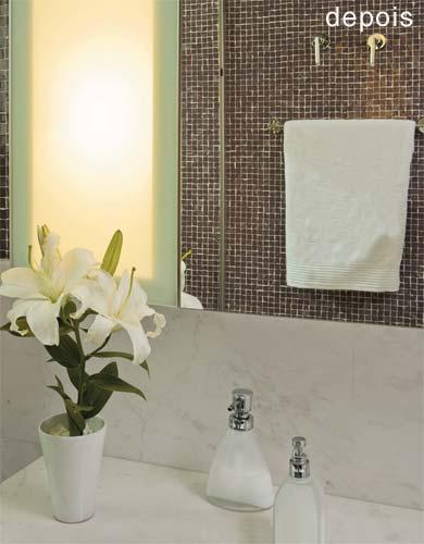 Natasha Conduta Design de Interiores Agosto 2010 -> Banheiro Decorado Com Pouco Dinheiro