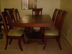 Comedor de 8 sillas Judith
