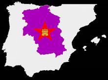 Castilla Mapa